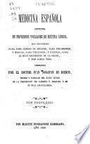 Medicina española, contenida en proverbios vulgares de nuestra lengua