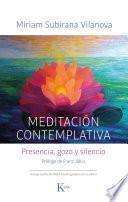 Meditación contemplativa