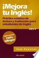 ¡Mejora tu inglés!