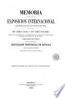 Memoria acerca de la Exposición Internacional celebrada en Londres en 1862
