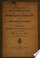 Memoria correspondiente a los cursos académicos de 1887 á 1888 y de 1888 á 1889