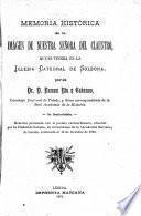Memoria histórica de la imágen de Nuestra Señora del Claustro