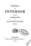 Memoria ...