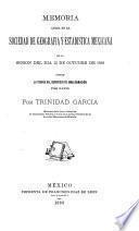 Memoria leida en la Sociedad de Geografía y Estadística Mexicana en la sesión del día 13 de octubre de 1888 sobre la teoría del beneficio de amalgamación por patio