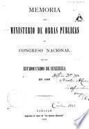 Memoria que la Comision encargada de erijir e inaugurar las estatuas del ilustre americano