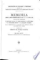 Memoria referent al Congrès de Manchester celebrat els dies 5,6,7,8,y 9 de juny de 1905