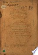 Memoria sobre Manresa, y en especial sobre su Seo, leida en la Academia de Buenas Letras de Barcelona y en su sesion de 27 de mayo de 1857... con motivo de quedar suprimida ... por Manuel Torres Torrens