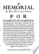 Memorial Al Rey Nuestro Señor