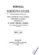 Memorial numismático español