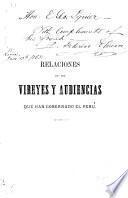 Memorial y ordenanzas
