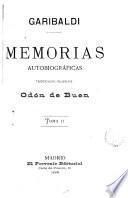 Memorias autobiográficas, 2