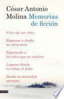 Memorias de ficción (pack)