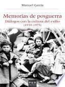 Memorias de posguerra