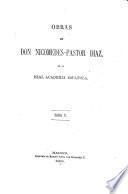 Memorias de una campaña periodística [1839-43] Biografía de Diego de León y Navarrete. Biografía de Ramón Cabrera. Suplemento a la biografía del duque de Rivas