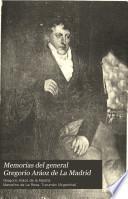 Memorias del general Gregorio Aráoz de La Madrid