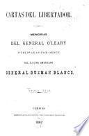 Memorias del general O'Leary