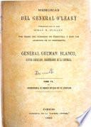 Memorias del general O'Leary, publ. por S.B. O'Leary