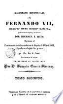 Memorias historica sobre Fernando VII..., 2