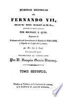 Memorias historicas sobre Fernando VII