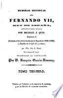 Memorias historicas sobre Fernando VII, Rey de España