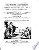 Memorias Históricas Sobre La Marina Comercio Y Artes De La Antigua Ciudad De Barcelona