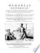 Memorias historicas sobre la marina comercio y artes de la Antiqua Ciudad de Barcelona ...