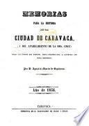 Memorias para la historia de la ciudad de Caravaca (y del aparecimiento de la sma. cruz)