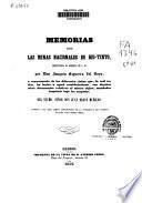 Memorias sobre las minas nacionales de Rio-Tinto