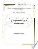 Menores infractores ¿Es posible un modelo compartido de reeducación y reinserción en el ámbito europeo?