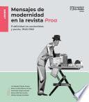 Mensajes de modernidad en la revista Proa.