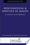 Merchandising & derechos de imagen