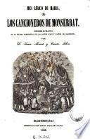 Mes lírico de María o Los cancioneros de Montserrat