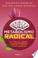 Metabolismo radical (Colección Vital)