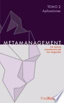 Metamanagement (Aplicaciones, Tomo 2)