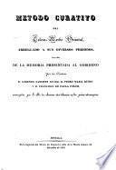 Metodo curativo del cólera-morbo oriental arreglado a sus diversos periodos