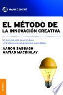 Método de la innovación creativa, El