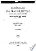 Método directo para aprender el español