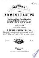 Método para armoni-flauta,etc