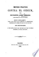 Metodo practico contra el oidium, etc