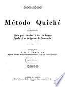 Método Quiché