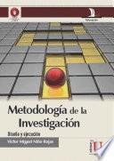 Metodología de la investigación. Diseño y ejecución