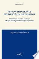 Métodos específicos de intervención en Fisioterapia IV