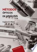 Métodos ópticos de análisis
