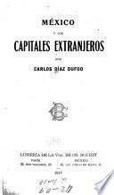 México y los capitales extranjeros