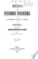 México y sus cuestiones financieras