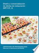 MF1101_3 - Diseño y comercialización de ofertas de restauración