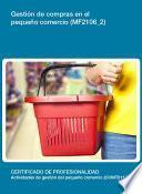 MF2106_2 - Gestión de compras en el pequeño comercio