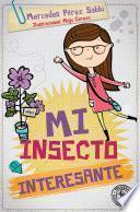 Mi insecto interesante