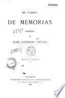 Mi libro de memorias