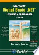 Microsoft Visual Basic .NET. Lenguaje y Aplicaciones. 3ª edición